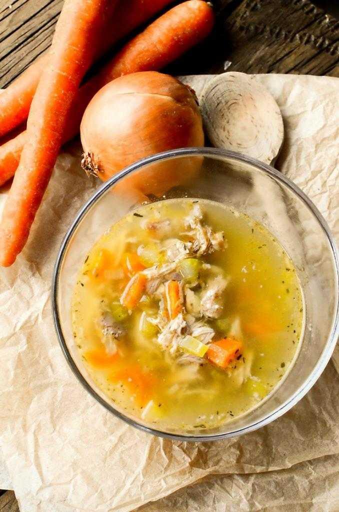 Суп из грудки индейки: ингредиенты, рецепт и советы по приготовлению