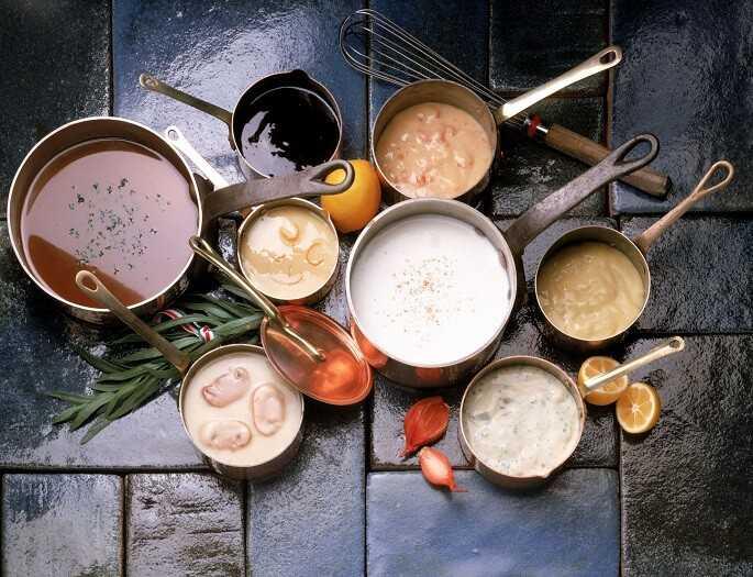 Рецепты соусов в домашних условиях c фото