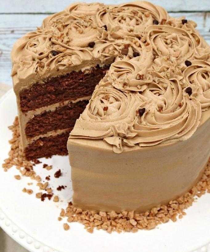 """Кофейный торт """"Мокко"""": рецепт, ингредиенты, время приготовления, украшение"""