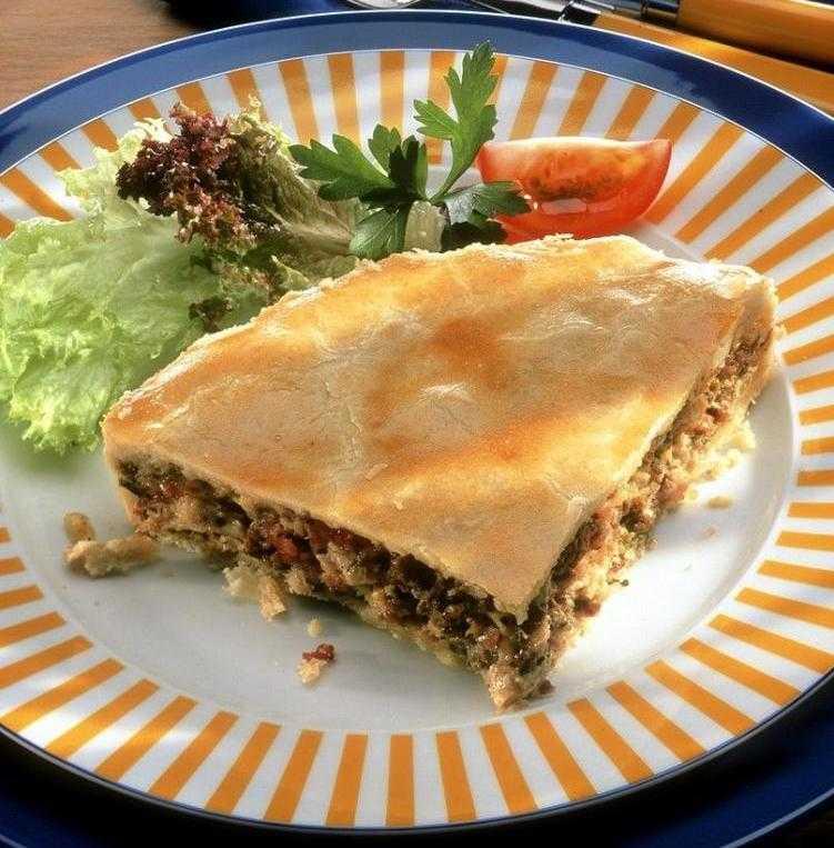 Пирог с ливером в духовке: рецепт приготовления с фото