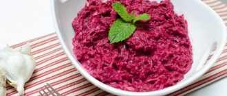 Какой салат можно приготовить из свеклы: идеи, подбор ингредиентов, рецепты приготовления