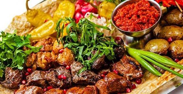 Рестораны азербайджанской кухни в Москве: обзор, рейтинг, особенности и отзывы