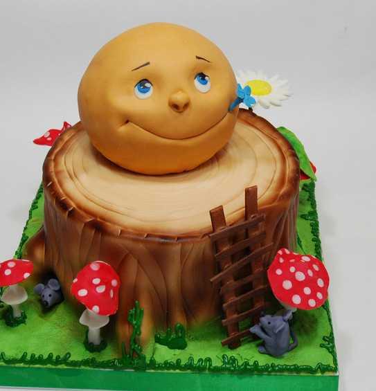 скрывается торт колобок в картинках вряд