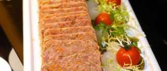 Рыбный рулет в ветчиннице: рецепт приготовления с фото
