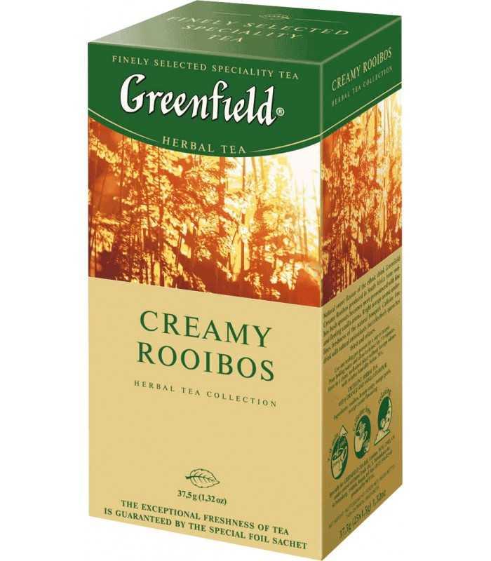 "Южноафриканские корни: напиток ""Гринфилд Ройбуш"""