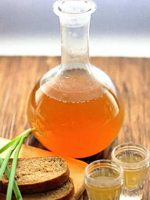 Сбитень алкогольный: рецепт приготовления