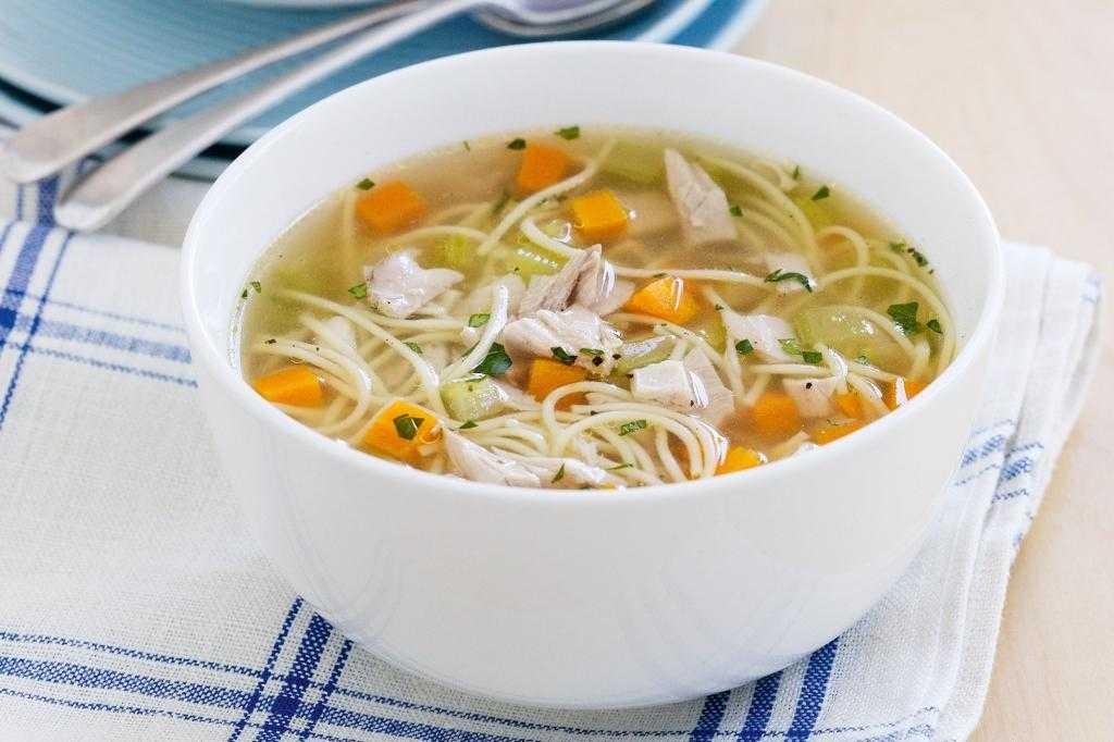 Как сварить куриный суп с вермишелью: пошаговый рецепт приготовления с фото
