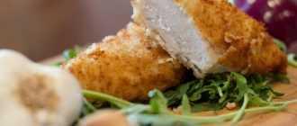 Курица в сухарях на сковороде: ингредиенты, рецепт с описанием, особенности приготовления