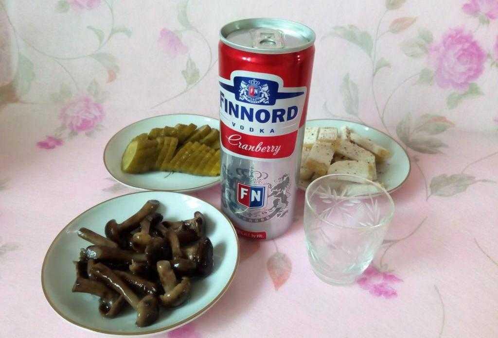 Водка «Финнорд»: описание продукта, отзывы
