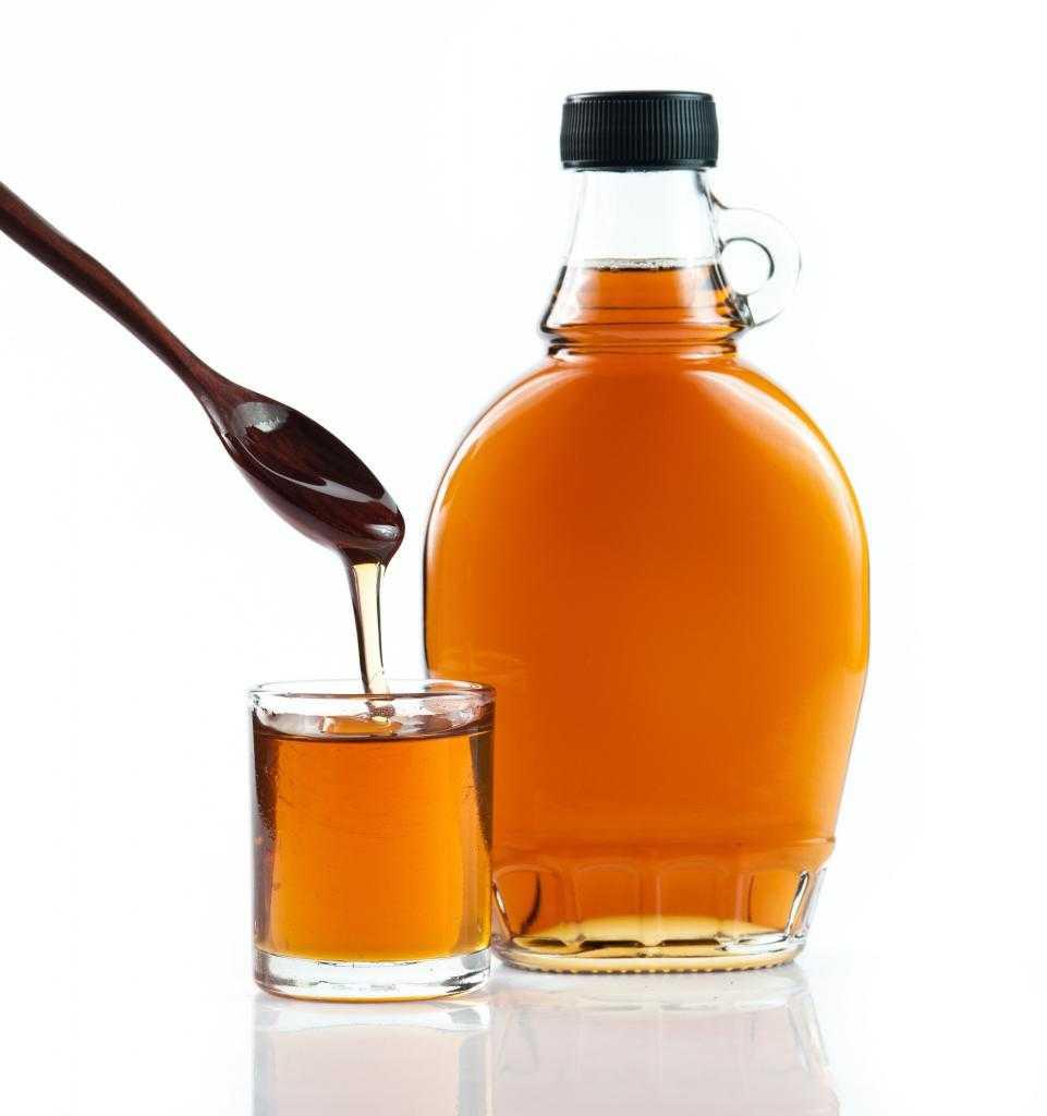 Кленовый сахар: состав, польза, применение