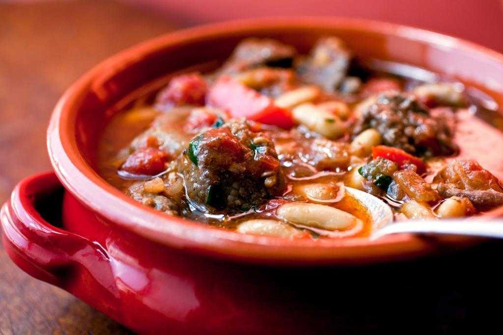 Суп из баранины с картошкой: рецепт, ингредиенты, приправы и калорийность