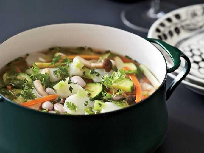 Тушеные овощи в мультиварке — рецепты с фото