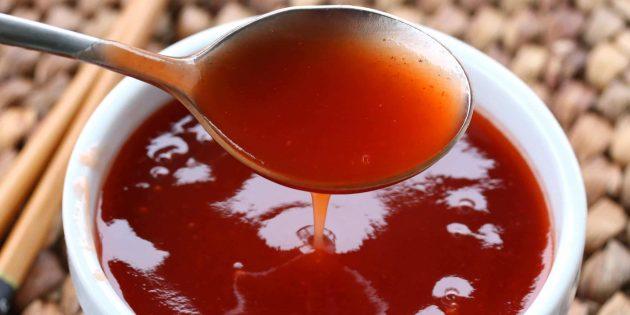 7 рецептов кисло-сладкого соуса для настоящих гурманов