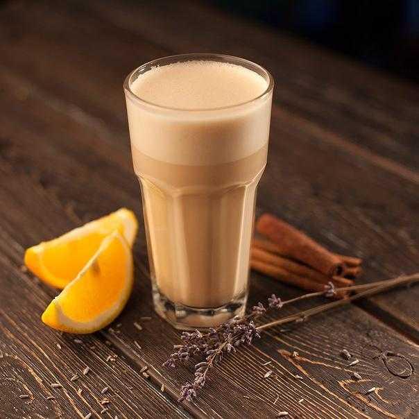 Апельсиновый раф-кофе: рецепт в домашних условиях, как готовить