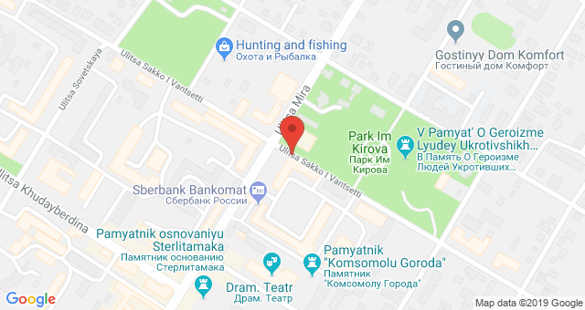 """Кафе """"Рандеву"""" в Стерлитамаке: адрес, время работы, меню, отзывы"""