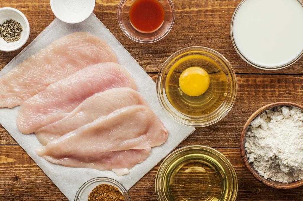 Рубленные котлеты из филе: ингредиенты, рецепт, советы по приготовлению