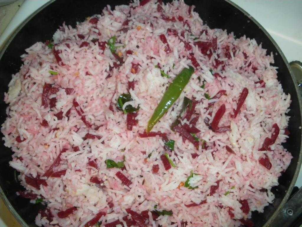 Розовый рис: польза, вред, приготовление в мультиварке