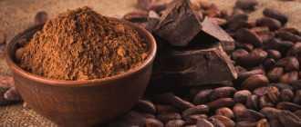 Как готовить какао из порошка: рецепт приготовления с фото