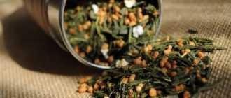 Свойства и приготовление рисового чая. Топ полезных качеств чая Генмайча