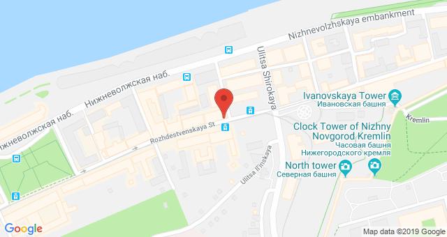 """Ресторан """"Баклажан"""" в Нижнем Новгороде: адрес, режим работы, меню и отзывы посетителей"""