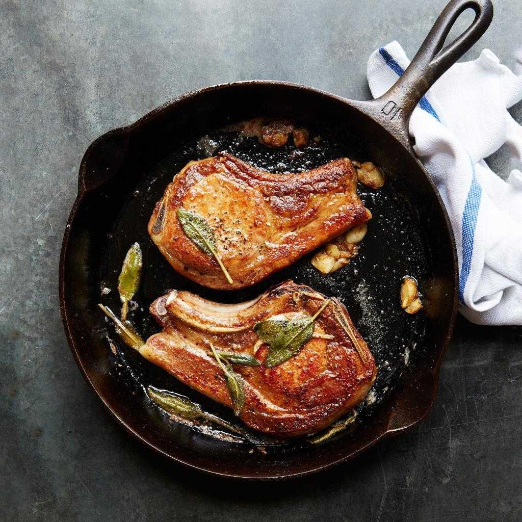 Как сделать отбивные из свинины на сковороде: вкусные рецепты и хитрости приготовления мяса