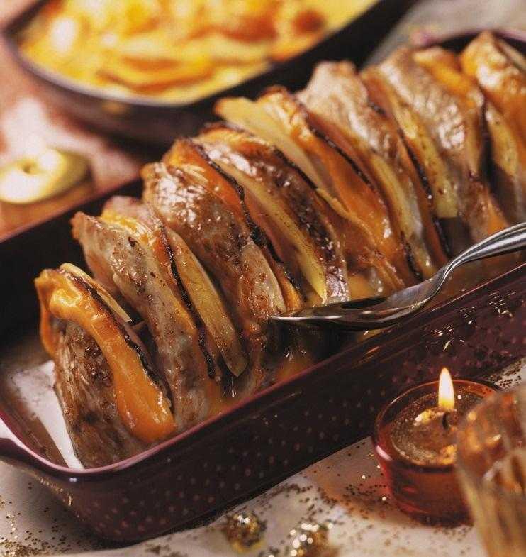Мясо по-французски без сыра: ингредиенты, рецепт с описанием, особенности приготовления