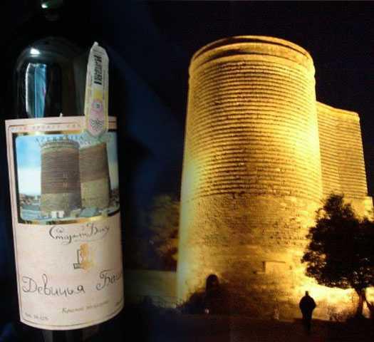 """Вино """"Девичья башня"""": особенности и нюансы вкуса"""