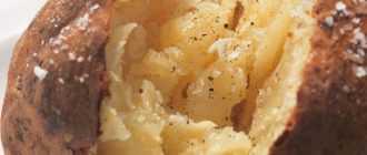 Сколько готовить картошку в духовке: полезные советы. Сколько запекать картошку в духовке