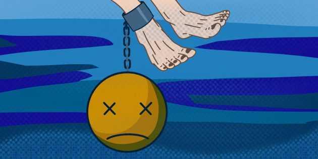 7 способов не утонуть в негативе