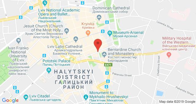 """Ах, этот Львов! """"Мазох кафе"""" - кафе для очень смелых гурманов"""