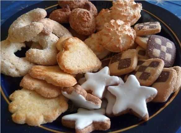 Немецкое печенье: ингредиенты, рецепт с описанием, особенности приготовления, фото