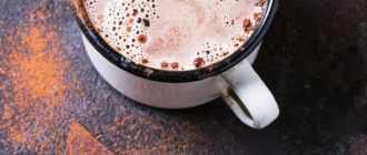 Шоколадный чай: варианты приготовления напитка