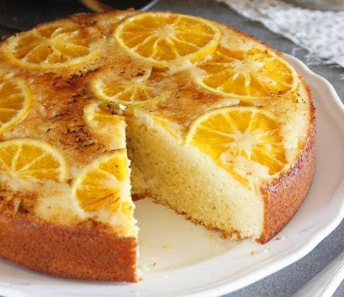 Пирог простой сладкий в духовке