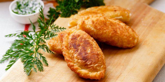 7 отличных рецептов теста на кефире для пирожков, пиццы и не только