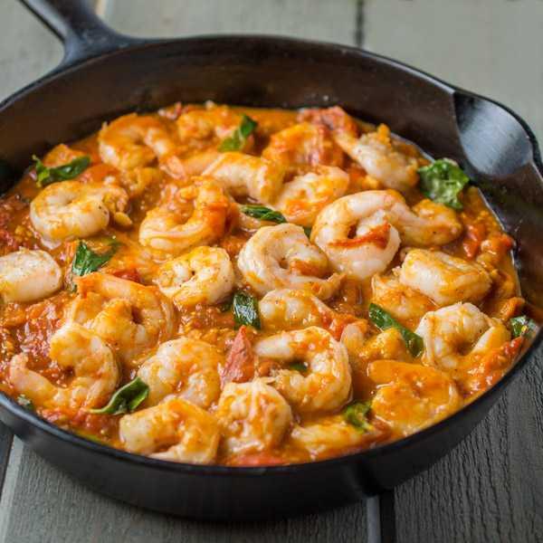 Креветочный соус: рецепт приготовления с фото