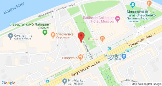 Ресторан «Пиноккио» на Кутузовском проспекте: описание, меню, фото