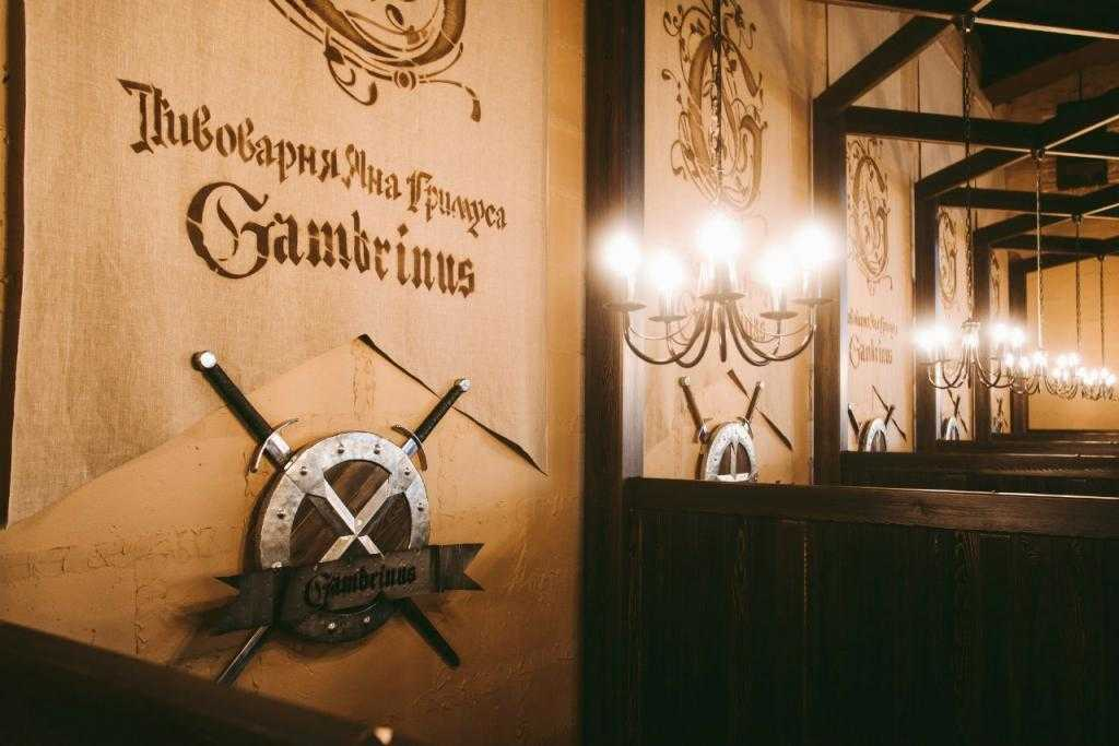 Пивоварня Яна Гримуса, Красноярск: адрес, фото, меню, отзывы