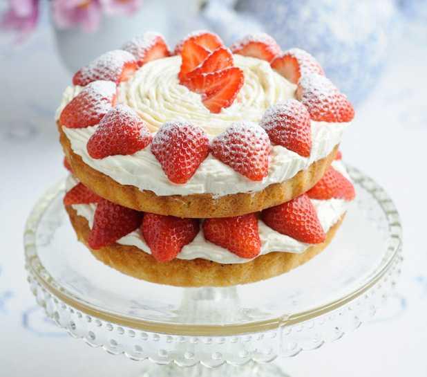 Английские десерты: рецепты с фото