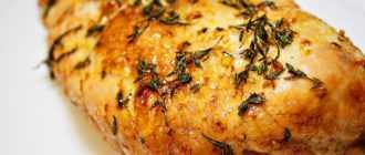 Сочная грудка в духовке: рецепт приготовления с фото, просто и вкусно