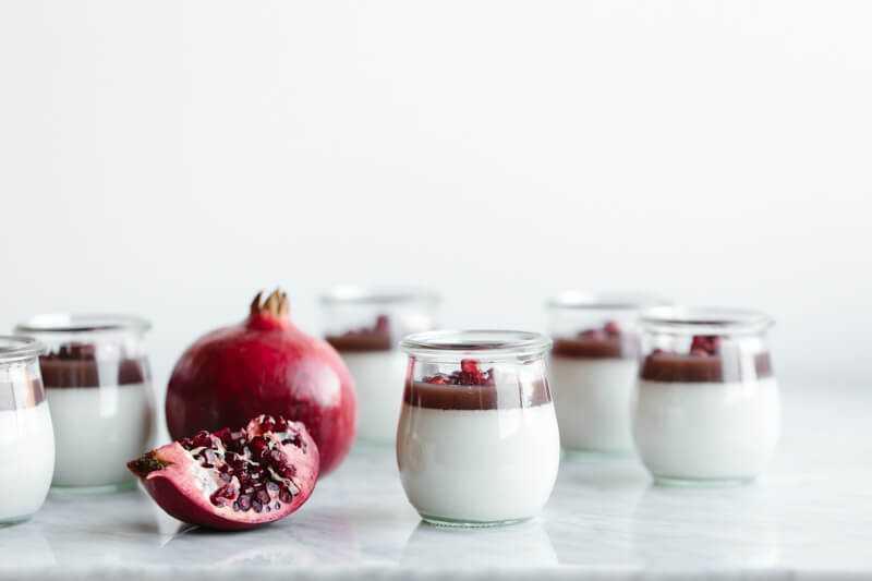 Десерты с агар-агаром: простые рецепты