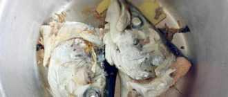 Суп из головы горбуши: ингредиенты, рецепт, советы по приготовлению