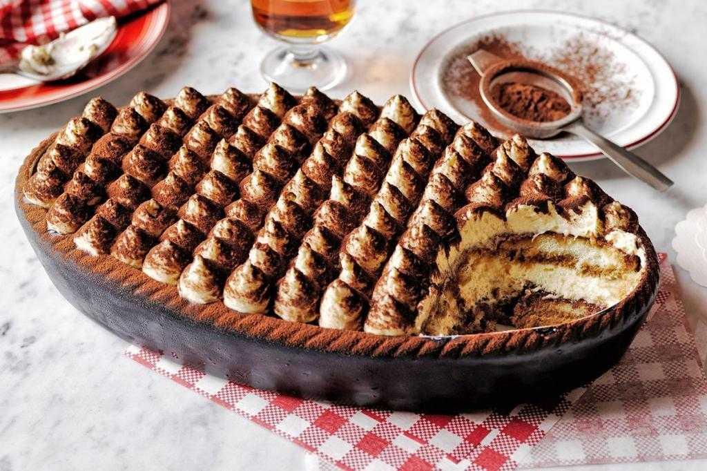 """Торт """"Тирамису"""" классический: рецепт приготовления в домашних условиях"""