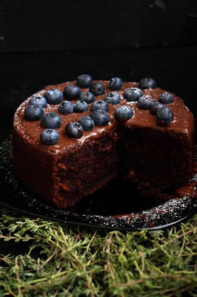 """Шоколадный бисквит от """"Энди Шеф"""": ингредиенты, рецепт приготовления"""