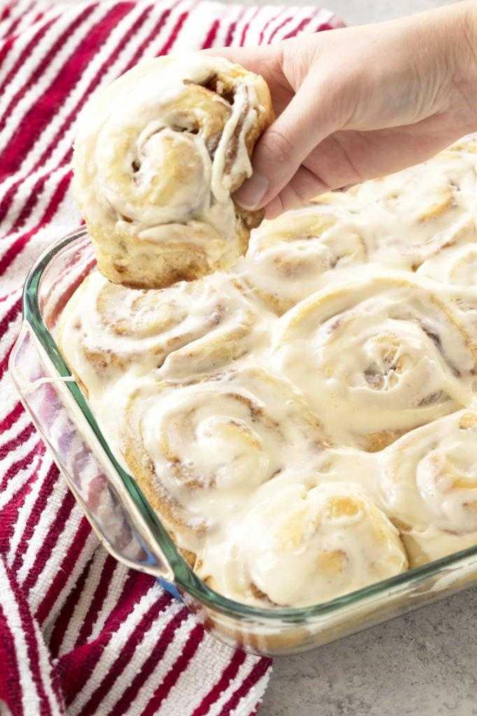 Булочки-синабоны с корицей: рецепт приготовления в домашних условиях