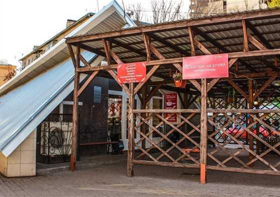"""Кафе """"Шарм"""" в Воронеже - отличное место для отдыха"""