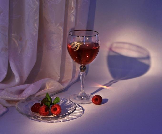 Как сделать вино из малины