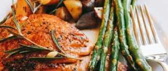Стейки красной рыбы в духовке: простые рецепты