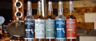 Американский напиток: алкоголь, сырье, известные марки