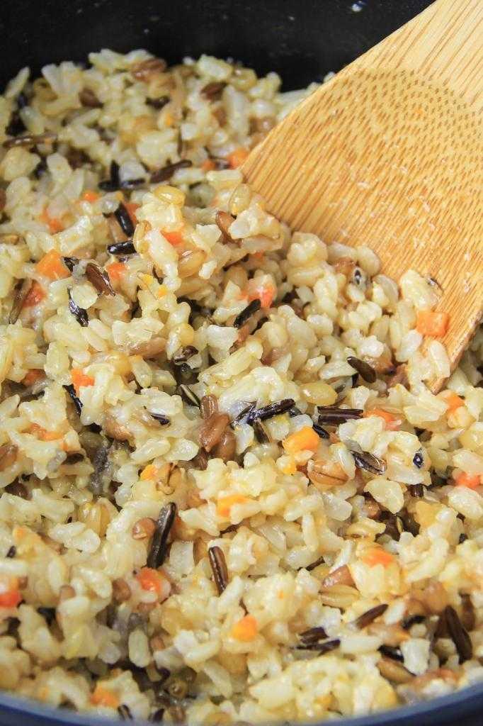 Рис способ приготовления рецепт с фото