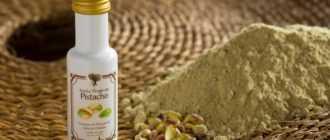 Фисташковое масло: полезные свойства, применение и противопоказания
